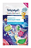 tetesept Kinder Badespaß Badeperlen Weltraum Held, 8er Pack (8 x 60 g)