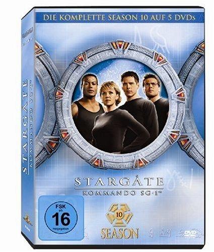 Stargate Kommando SG 1 - Season 10 Box (5 DVDs)