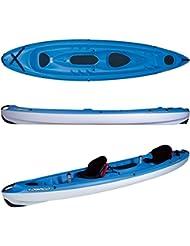 BIC Tobago - Kayak (capacidad: 2 adultos y 1 niño), color azul