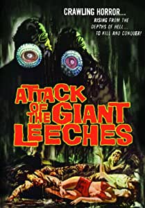 Attack Of The Giant Leeches [DVD] [1959]