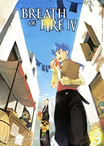 Breath of Fire IV Edition simple Tome 3