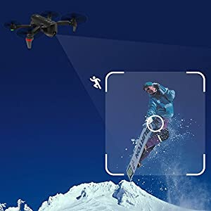 Zantec Drone Helicopter HESPER Camera Drone FPV with 4K HD Camera 1080P GPS Smart RC Quadcopter Remote & APP Control Helicopter Best Gift for Kids from Zantec