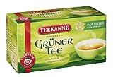 Teekanne Grüner Tee 20 Beutel