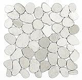 K-556 Kieselstein Mosaik Fliesen Naturstein Boden Dekoration