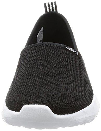 adidas Damen Cloudfoam Lite Racer So W Sneaker Low Hals Schwarz (Negbas/negbas/ftwbla)