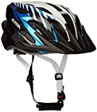 Alpina Kinder Radhelm FB JR 2.0 Flash, Black/Blue/White, 50-55, 9684131