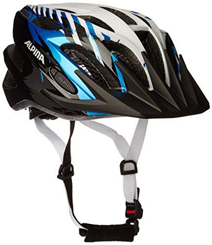 ALPINA FB 2.0Flash Casque de vélo pour Enfant, Enfant, Radhelm FB Jr 2.0 Flash, Noir/Violet/Blanc