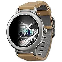 LG Watch Style Blickschutzfolie - atFoliX FX-Undercover 4-Wege Sichtschutz Blickschutzfilter Displayschutzfolie