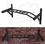 We R Sports® Wall Mounted Multi-Grip Chin Up Bar Crossfit Strength Training Exercise Workout