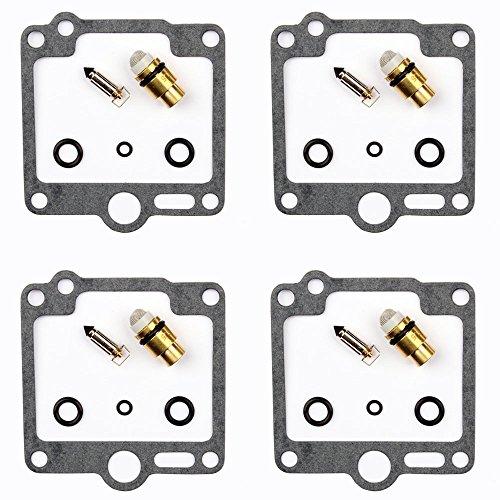 4x Carburateur Kits de réparation Joint Pointeau convient pour Yamaha FJ 1200