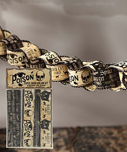 bethany-lowe-halloween-poison-paper-chain-garland-kit-by-bethany-lowe