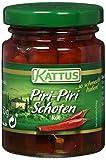 Kattus Piri-Piri Schoten, rot, 3er Pack (3 x 50 g)
