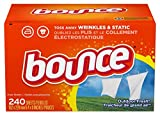 Bounce (Outdoor Fresh) Sheets, 240 Count - Trocknertücher 240 Tücher aus USA