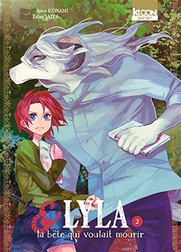Lyla & la bête qui voulait mourir Edition simple Tome 2