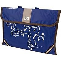 TGI-Bolsa para estudiantes de música, azul