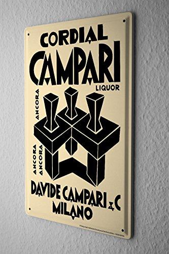cartello-targa-in-metallo-nostalgico-alcool-retro-liquore-di-campari
