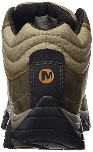 Merrell Moab Rover Mid Wtpf, Baskets mode homme Kangaroo