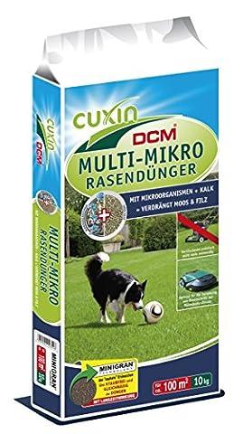 CUXIN DCM MULTI-MIKRO Rasendünger 10 kg