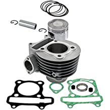 RMS Kit Cilindro Kymco agility-people 125cc 52,4mm (cilindros)/Cylinder Kit Kymco agility-people 125cc 52,4mm (Cylinder Engine)