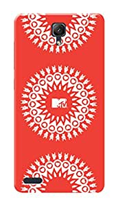 MTV Gone Case Mobile Cover for Xiaomi Redmi Note 4G