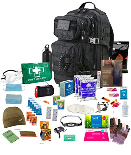 "72hr One Person ""Bug Out Bag"""