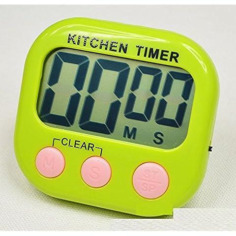 LCD allarme timer da cucina XJoelLarge Lound