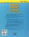 Image de Vocabulaire progressif du français pour les adolescents - Niveau débutant - Livre