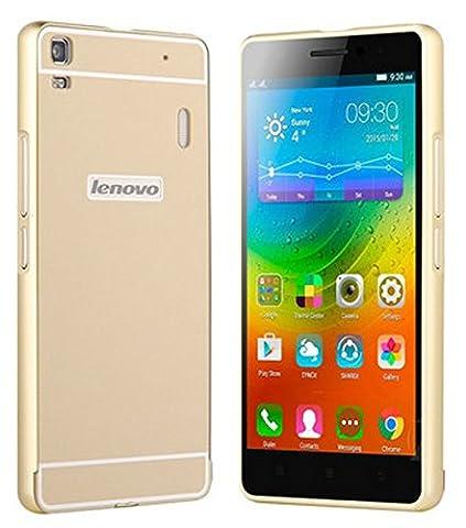 Prevoa - Housse pour Lenovo K3Note–Coque aluminium pour smartphone Lenovo K3Note 5,5pouces