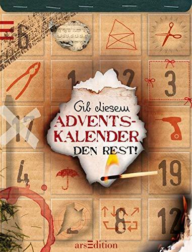 Gib diesem Adventskalender den Rest! (Kalender-harry Potter Täglich)