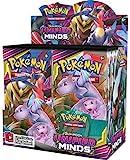 Pokémon POK81568 TCG: Sun & Moon 11 Unified Minds Booster Display, colori misti