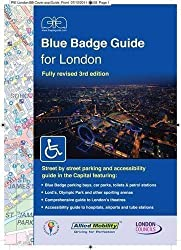 Blue Badge Guide for London 3rd (third) Edition by Talberg, Freddie published by The PIE Guide (2012)