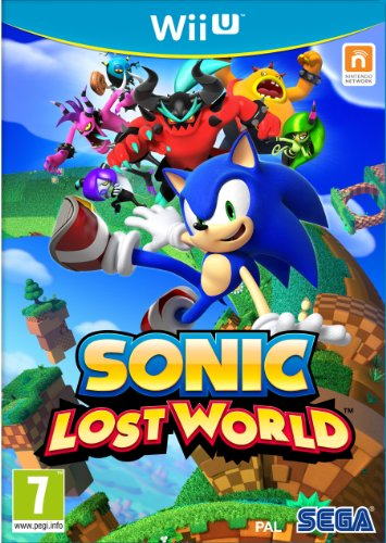 Sonic Lost World [Importación Francesa]