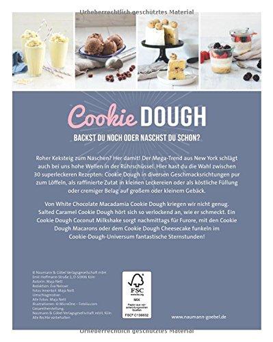 Cookie Dough: Roher Keksteig zum Vernaschen - 2