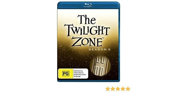 The Twilight Zone: Original Series - Season 5 Blu-Ray: Amazon co uk
