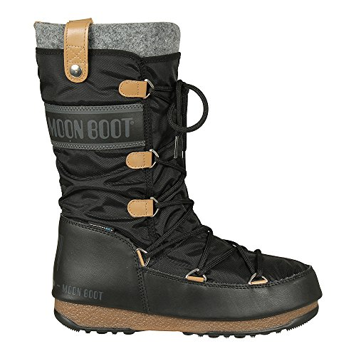 Moon Boot by Tecnica W.E. Monaco Felt, Bottes d'hiver femme