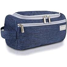 Amazon Brand: Eono Essentials Hanging Travel Toiletry Bag