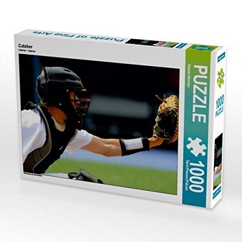 Catcher 1000 Teile Puzzle quer (CALVENDO Sport) Preisvergleich