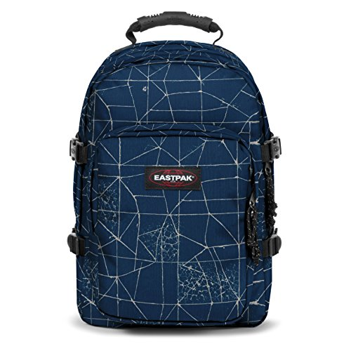 Eastpak Provider Sac à  dos, 44 cm, 33 L, Bleu (Cracked Blue)