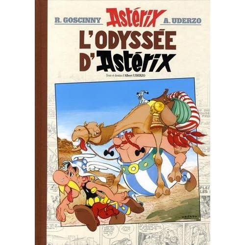 Asterix, Tome 26 : L'odyssée d'Astérix