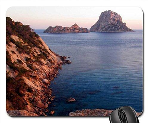 Preisvergleich Produktbild Zauberhafte Eivissa (Ibiza Mauspad, Mousepad (Sonnenuntergänge Maus Pad)