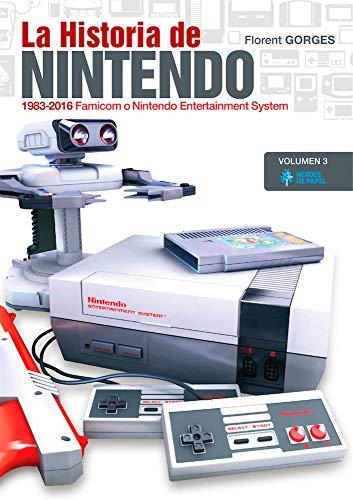 La historia de Nintendo - Volumen 3 por Florent Gorges