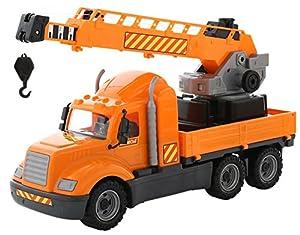 Polesie Polesie55613 Mike Crane - Juguete para camión