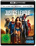 Justice League (4K Ultra HD + 2D Blu-ray)  Bild