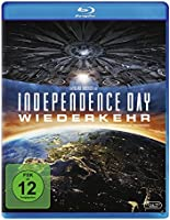Independence Day 2 [Blu-ray]