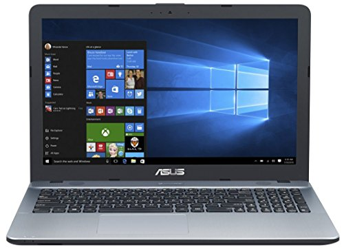 Asus X541UA-DM1295T 15.6-inch Laptop (6th Gen Core i3-6006U/4GB/1TB/Windows 10/Integrated Graphics), Silver Gradient image