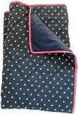 Extra Large Padded Picnic Blanket - Navy