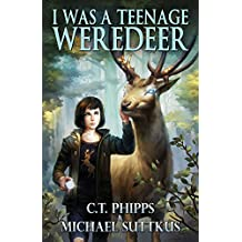 I Was a Teenage Weredeer (The Bright Falls Mysteries Book 1)