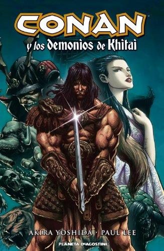 Conan y los demonios de Khitai