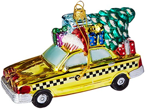 kurt-adler-nyc-checker-taxi-with-tree-glass-ornament-535-inch