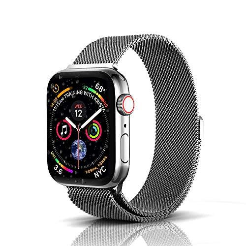 GLAZ Liquid 2.0 Flüssiger Displayschutz geeignet für Apple Watch Series 1, Series 2, Series 3, Series 4, 38-44mm, Schutzfolie, Displayschutz, Panzerglas, Vollständige Abdeckung Kanten, 100%Passgenau (Fläschchen Schritt)